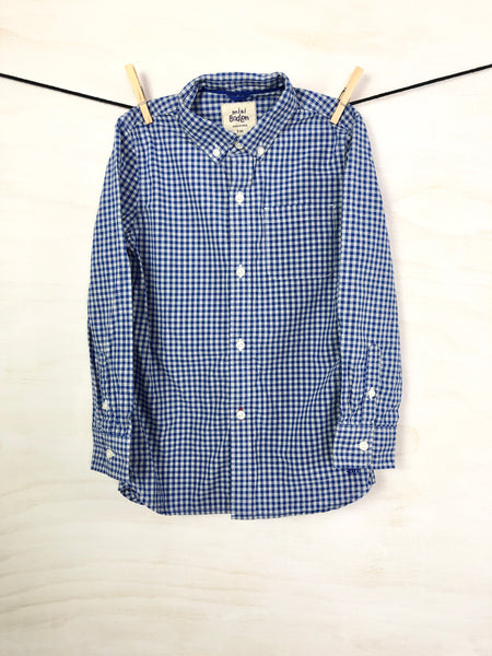 Button-down, 7-8Y