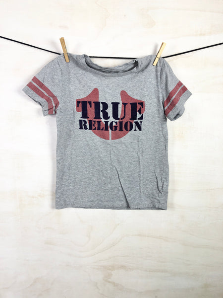 TRUE RELIGION • Short-sleeve tee, 8Y