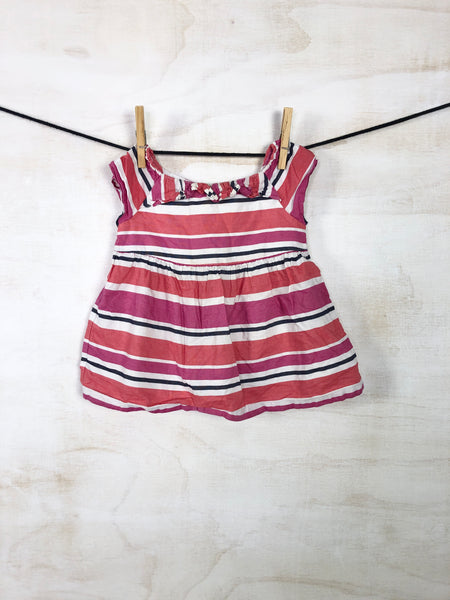 GYMBOREE • Short-sleeve top, 18-24M