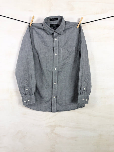 Button-down, 12Y