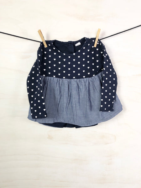Long-sleeve top, 3Y