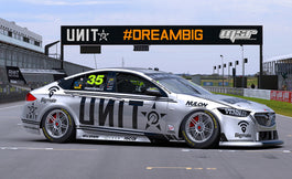 UNIT sparks 2019 Supercars campaign with MSR and Penrite Racing