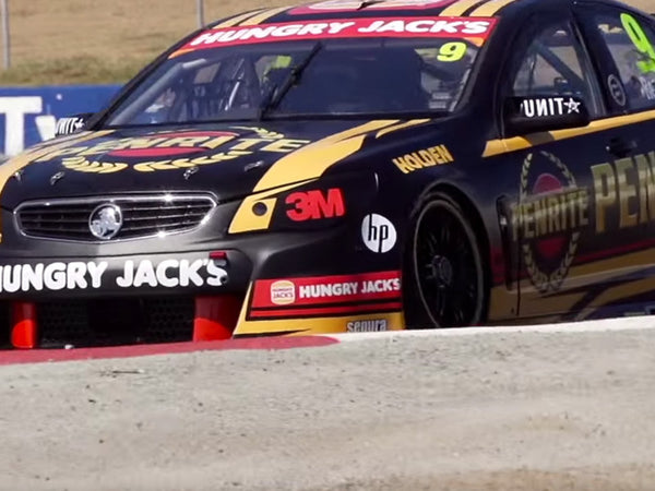 UNIT enters V8 Supercars with Erebus Motorsport
