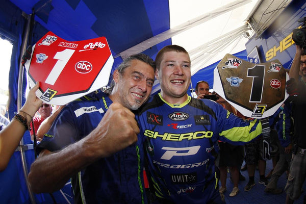 Phillips claims EnduroGP World Championship