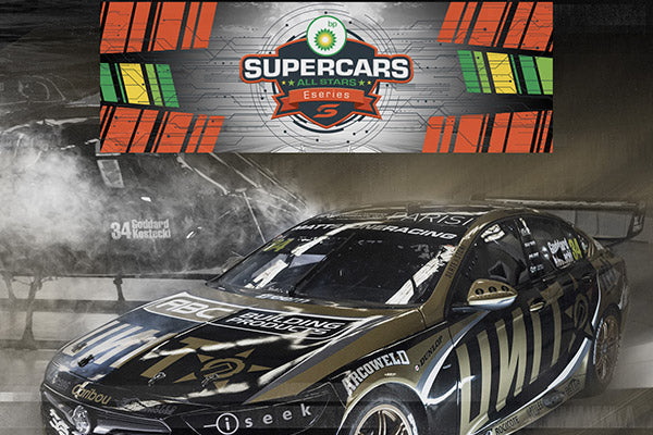 UNIT Racing Supercars ESeries Live
