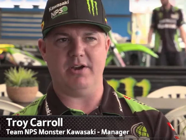 Meet the NPS Monster Kawasaki Team Owner