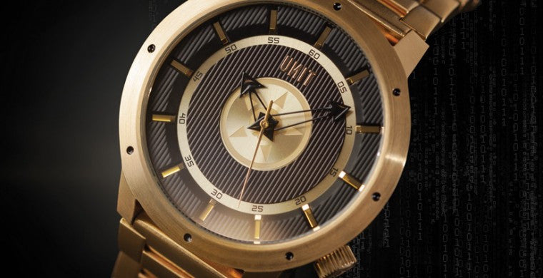 Every Minute Is Golden - UNIT Watch Collection