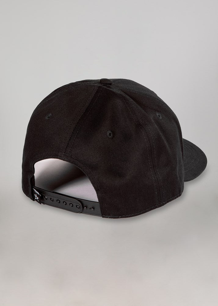 Mobster Flat Peak Snapback