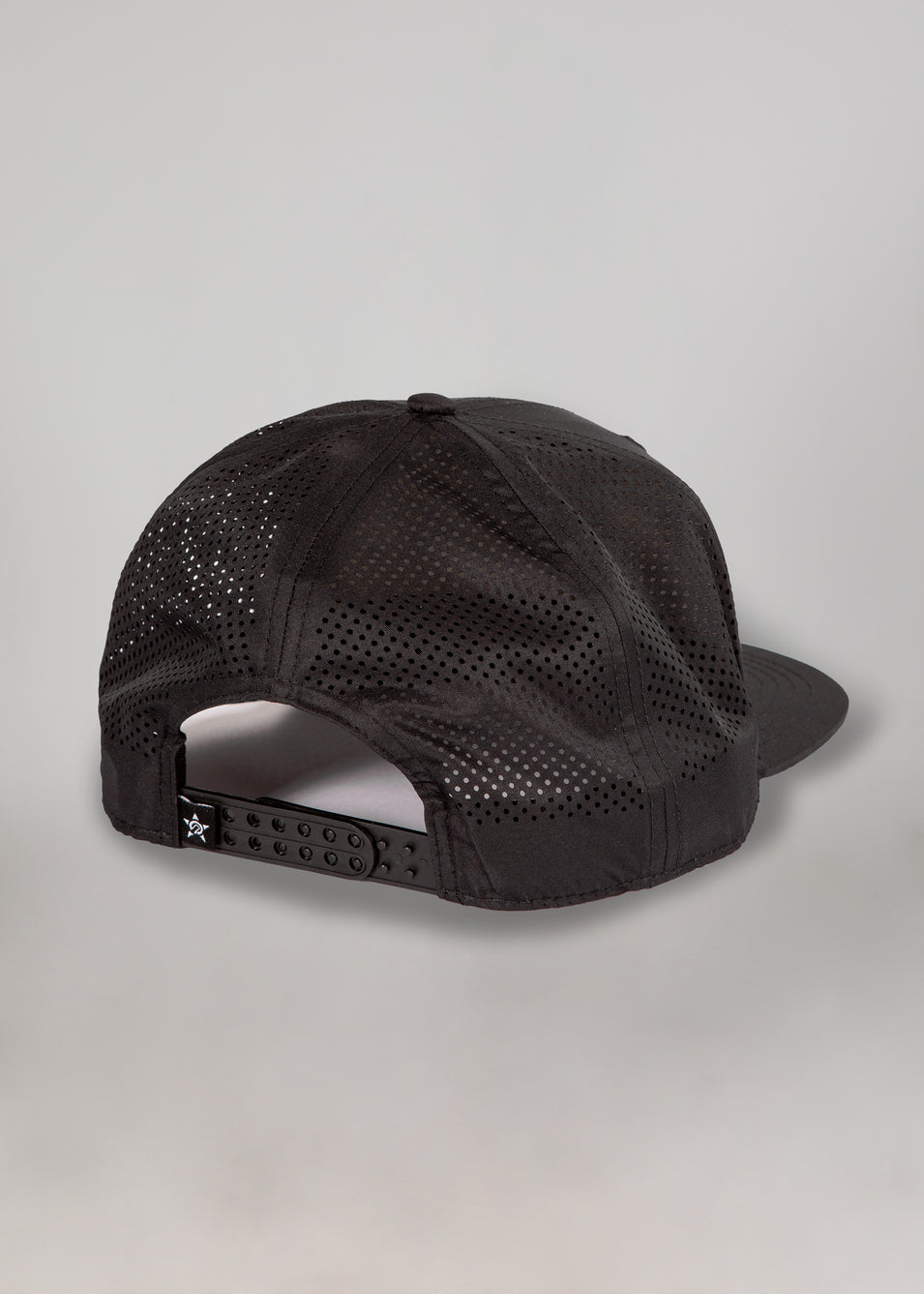 Icon Flat Peak Trucker