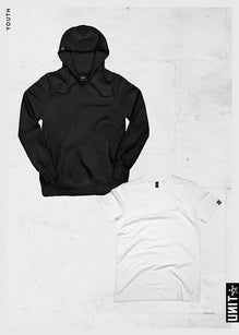Youth Essential Hoodie and Tee Pack