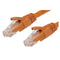 05M Cat 6 Ethernet Network Cable Orange