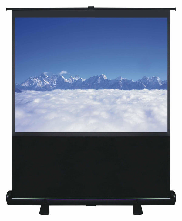 100in Pull Up Portable Office Projection Screen
