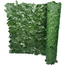 Artificial UV Peach Leaf Roll 3m By 1m