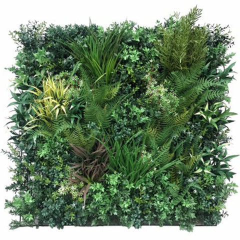 UV Stabilized Autumn Greenery Select Range Vertical Garden 90cmX90cm
