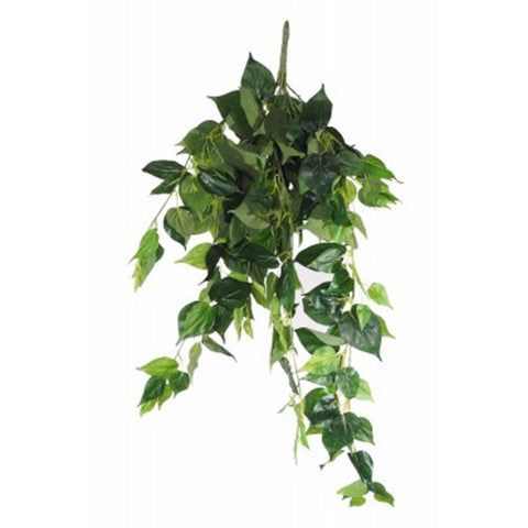 UV Philodendron Garland Bush 100cm