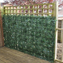 Artificial Ivy Leaf Hedging 3m X 1m Roll