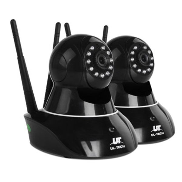 1080P Wireless IP Camera 2 Pcs