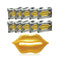 10Pcs Gold Collagen Lip Mask Gel Pads Plump