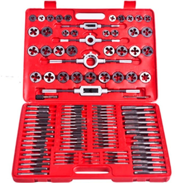 111-Piece Tap & Die Tool Set