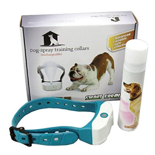 Stop Barking Training Citronella Dog Collar | Rechargeable, Dog Barking Solutions, ozdingo barking solutions - ozdingo
