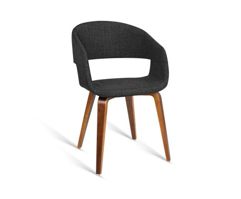 Set of 2 Modern Dining Chairs