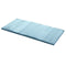 Cool Gel Memory Foam Mattress Topper Bamboo Cover 5Cm 7Zone