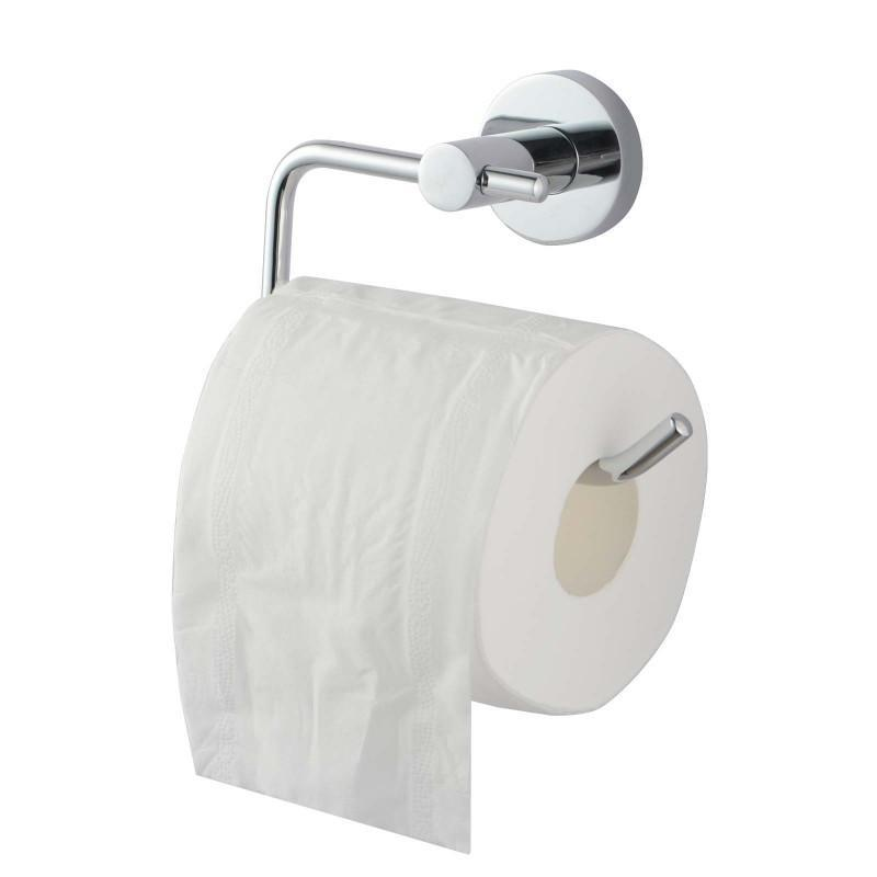 Euro Toilet Paper Roll Holder Wall Hook/Hand Towel Rings Chrome