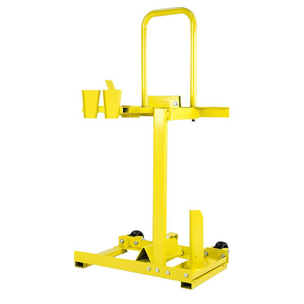 Drywall Panel Lifter Hoist Storage Stand Rack Trolley