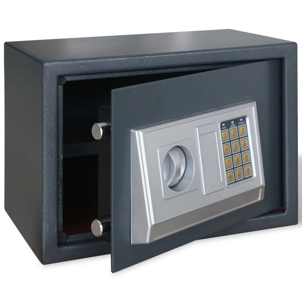 Electronic Digital Safe with Shelf 35cm x 25cm x 25cm