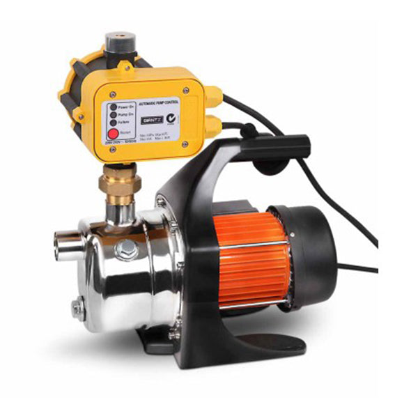 Garden Water Pump With Auto Controller 1500W High Pressure
