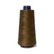 2000M Hemline Polyester Brown Sewing Overlocker Thread Pack