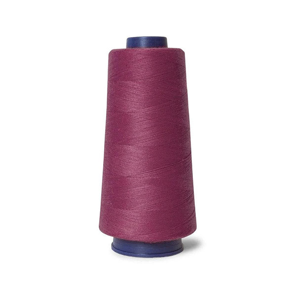 2000M Hemline Polyester Cerise Pink Sewing Overlocker Thread