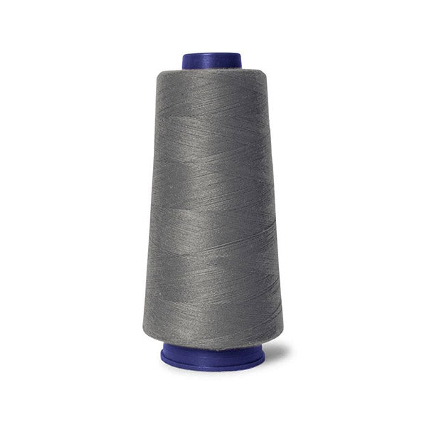 2000M Hemline Polyester Grey Sewing Overlocker Thread Pack