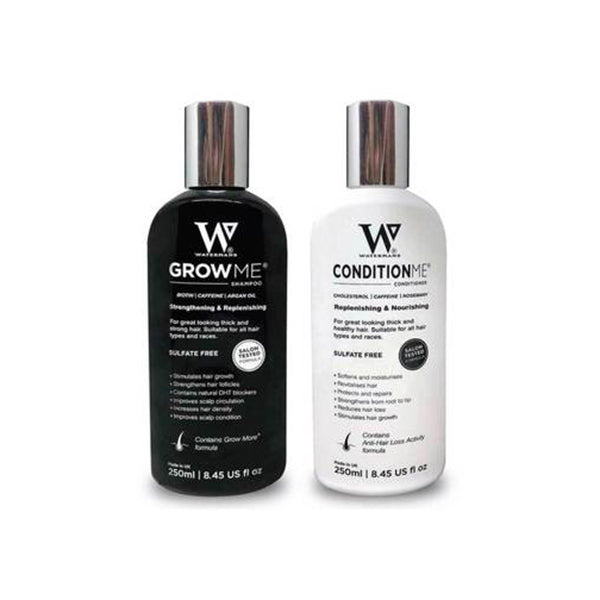 250Ml Grow Me Shampoo And Conditioner Hair Growth Combo Pack