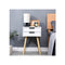 2 Drawers Cabinet Storage Tall Night Stand