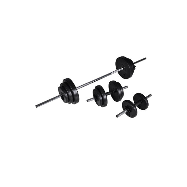 2 Dumbbell And Barbell Set