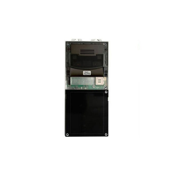 2N Ip Verso Main Unit With Camera Black