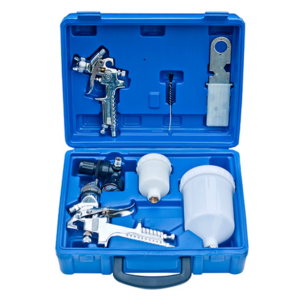 2 HVLP Spray Guns