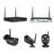 Wireless Security System 2Tb 8Ch Nvr 720P 8 Camera Sets