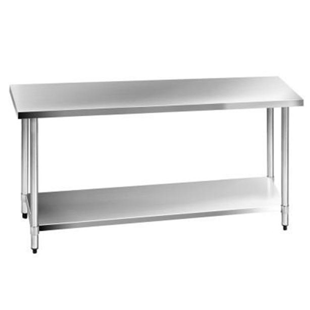 sc 1 st  Simply Wholesale & 304 Stainless Steel Kitchen Work Bench Table u2013 Simply Wholesale
