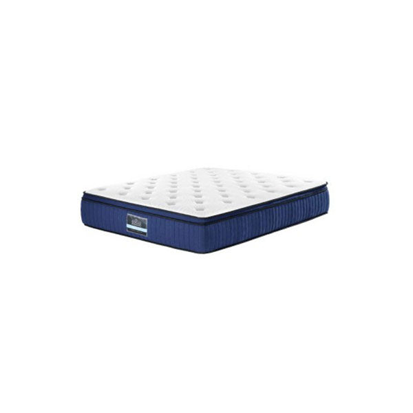34 Cm Mattress Euro Top Pocket Spring Cool Gel Memory Foam