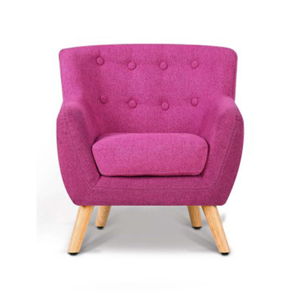 Kids Fabric Armchair