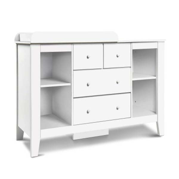 4-Drawer Baby Chest