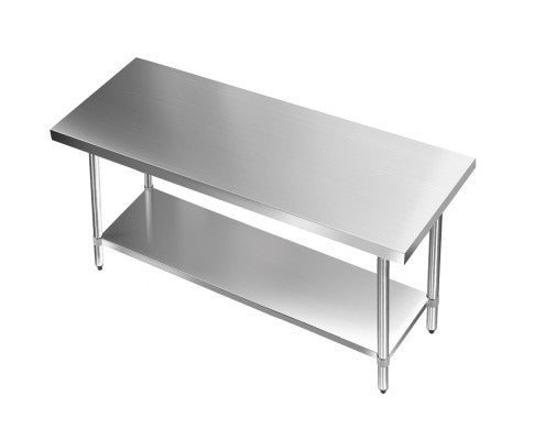 430 Stainless Steel Kitchen Work Bench Table