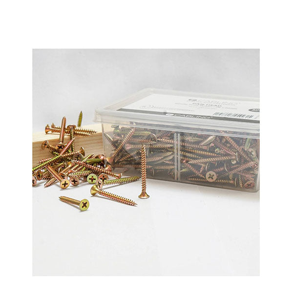 45Mm Bugle Head Needle Point Screws 7G Pack