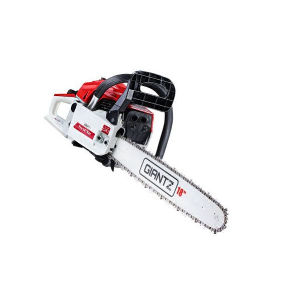 45 Cc Petrol Commercial Chain Saw Bar E Start Pruning