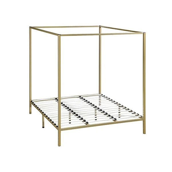 4 Four Poster King Size Bed Frame