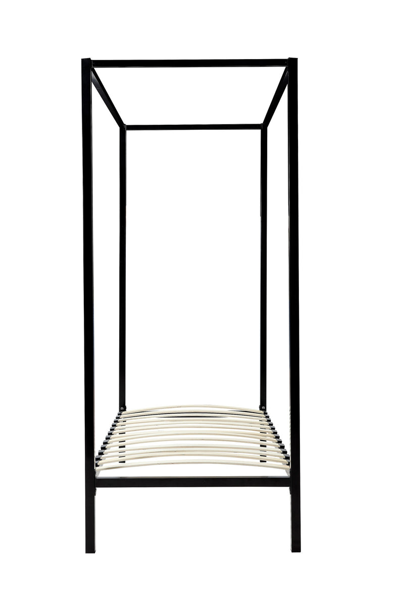 Four Poster Single Bed Frame