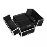 7 in 1 Portable Beauty Make up Cosmetic Trolley Case