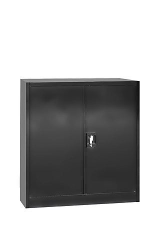 Two-Door Shelf Locker Cabinet Safe
